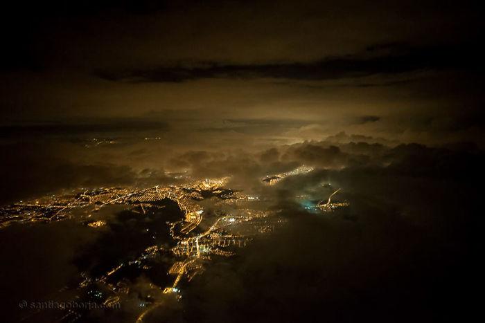 Quito, ciudad de las nubes