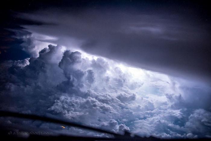 Piloto increíbles fotos desde cabina te quitarán el alient