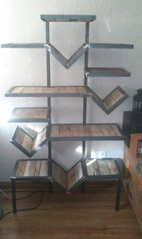 I Needed A Bookcase. So I Made A Bookcase