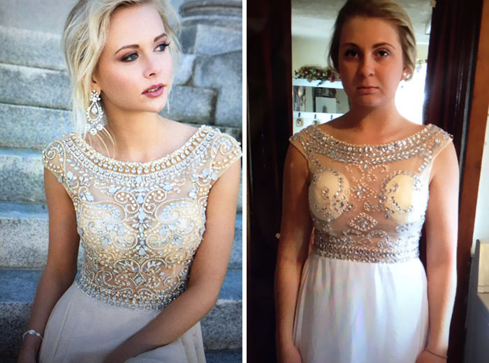 Teens Are Sharing Prom Dresses They Regret Buying Online And It's Hilarious