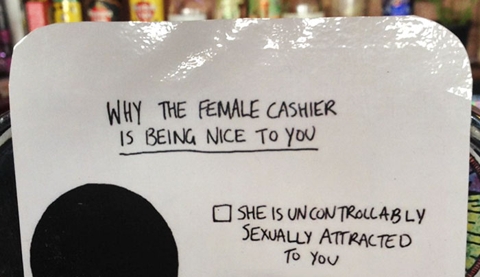 Bar Puts Up A Brilliant Sign To Stop Female Workers From Being Harassed