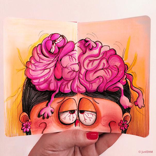 Brain Exhaustion