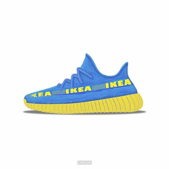 Zapatilla de Ikea