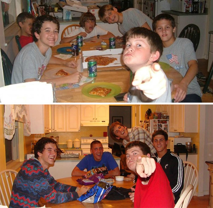 7 Years And Nothings Changed
