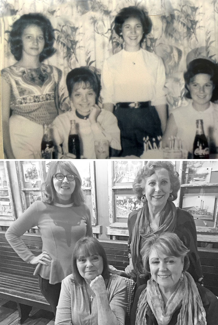 Then And Now – 1965 To 2015 – Friends For Over 50 Years