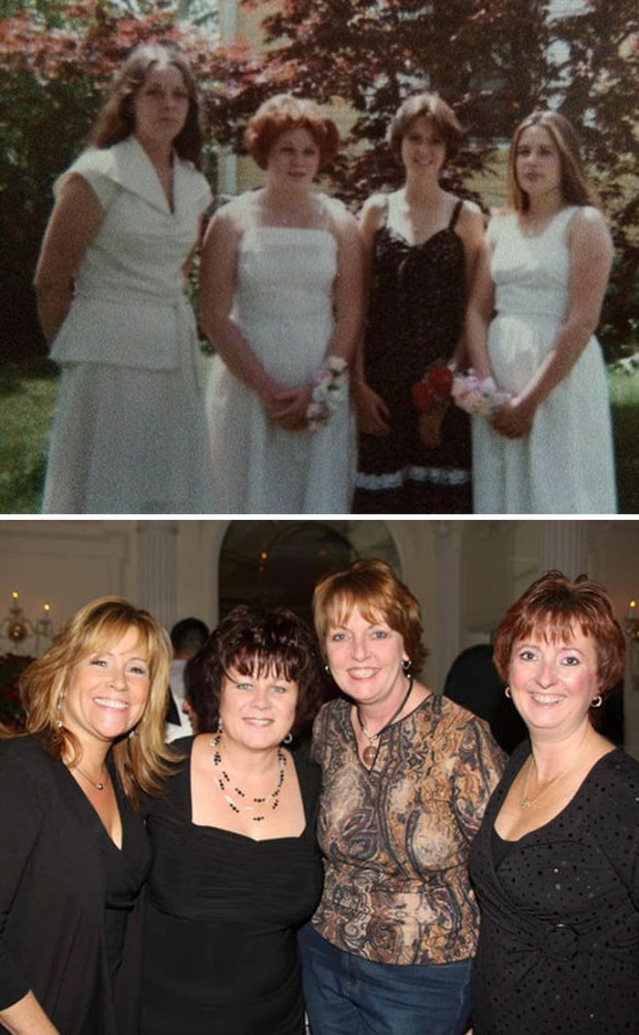 Best Friends For 50 Years. We Have Been There As A Support System As Hard Decisions Needed Advice: Sickness, Infidelity, Life-Changing Situations, Aging Parents, Happy And Sad Times. We Are So Grateful To Have One Another To Go Through This Wonderful Life We Have