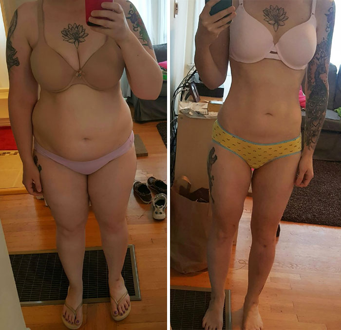Incredible Before And After Weight Loss Photos Motivation weight loss before and after 160 5906f20167e00  700