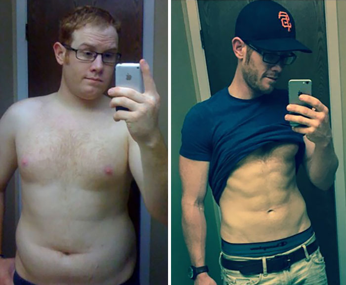 Incredible Before And After Weight Loss Photos Motivation weight loss before and after 176 590742e8f1219  700