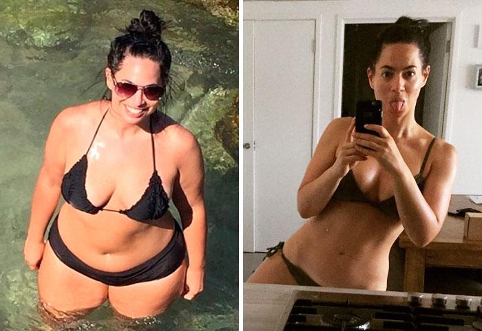 Jessica Lost 13 Kilos In Three Months