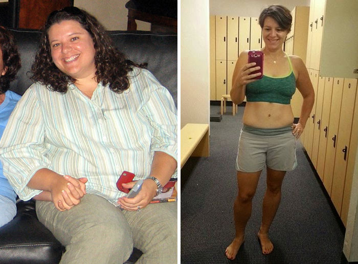 Incredible Before And After Weight Loss Photos Motivation weight loss before and after 56 59072524053e9  700