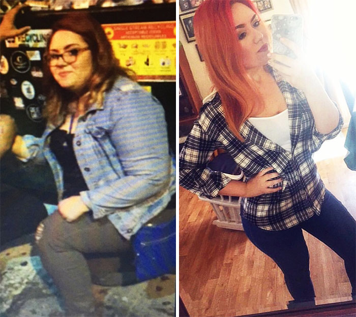 Incredible Before And After Weight Loss Photos Motivation weight loss before and after 75 590842468153d  700