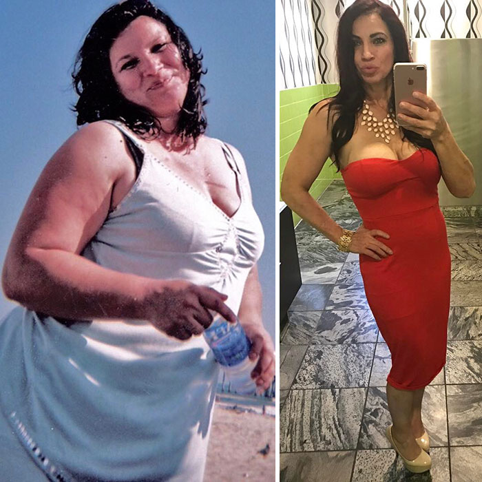 Incredible Before And After Weight Loss Photos Motivation weight loss before and after 82 59084a40749e0  700