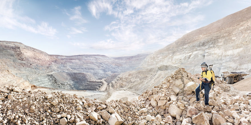 Kris Alvarez, Senior Geologist At Round Mountain Gold Mine In Nevada