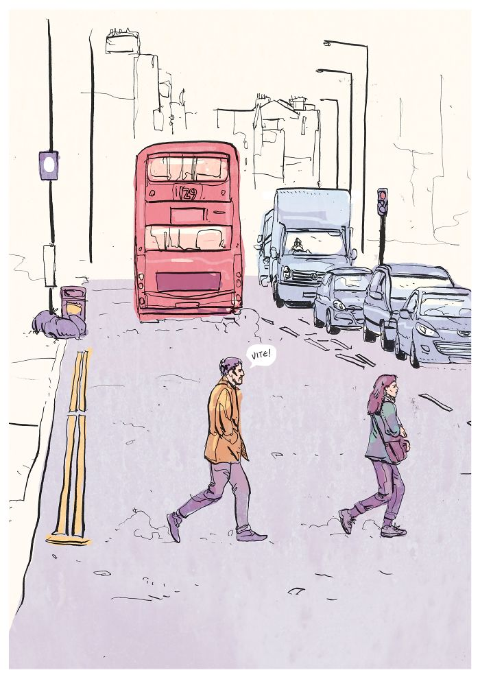 I Explore London And Draw My Experiences
