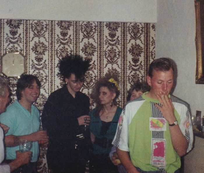 The Only Goth In The Neighbourhood, 1990