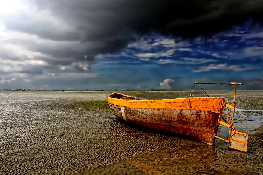 Off Season - Kattali Beach, Chittagong, Bangladesh