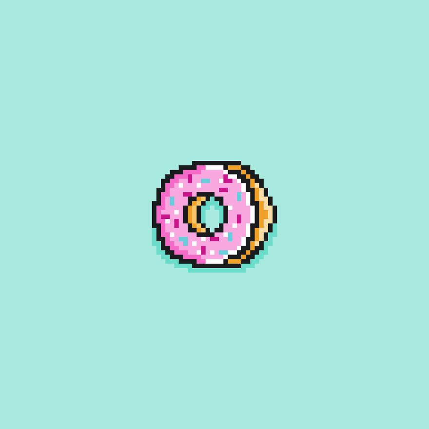 Day 9. Donut