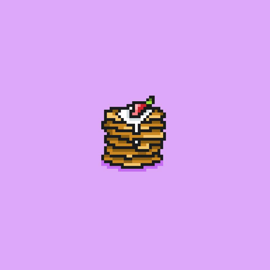 Day 11. Pancakes