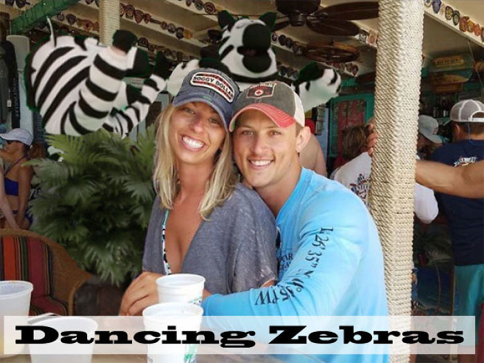 Bring Out The Dancing Zebras!