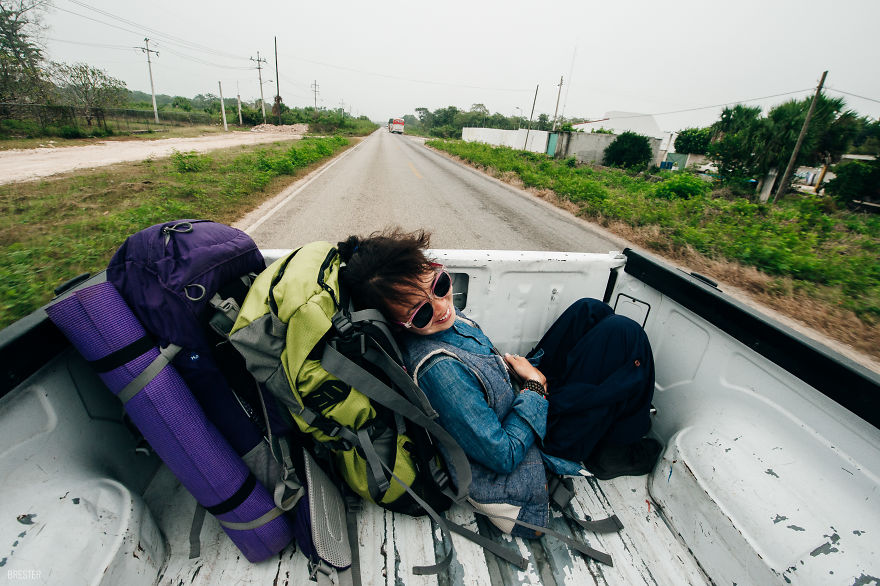 Hitchhiking In Latin America For 20 Months