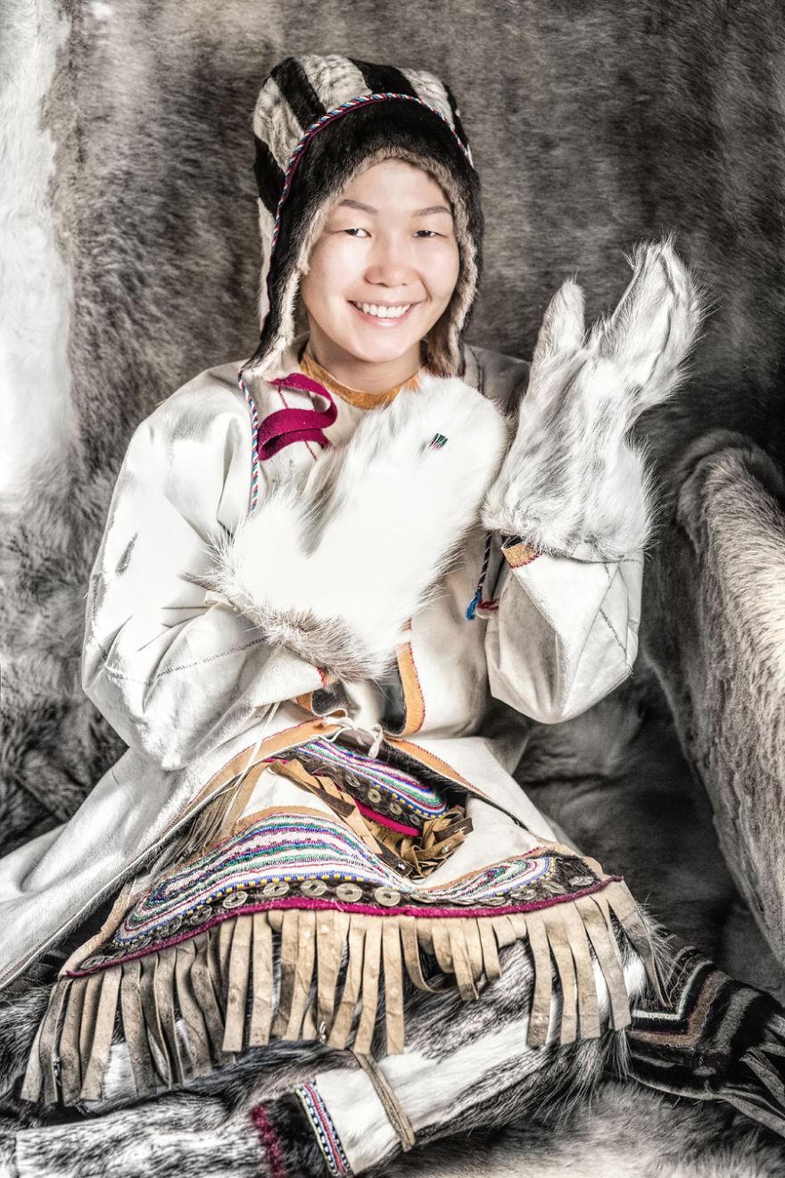 Yukagir Girl
