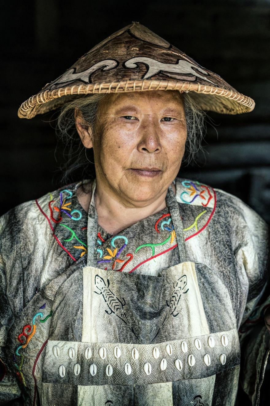 Orochi Woman