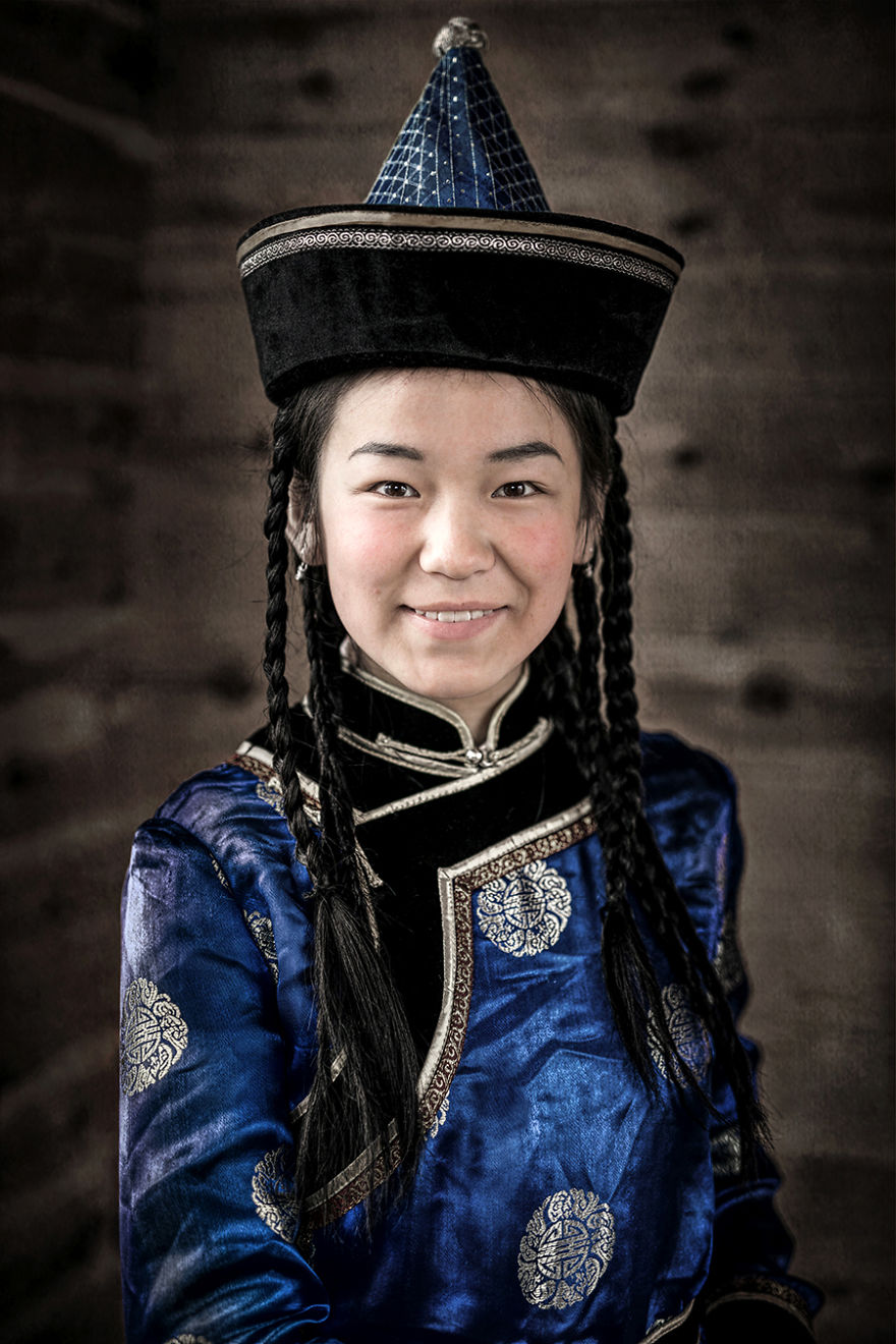 Soyot Girl