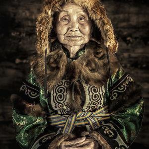 Ulchi Woman