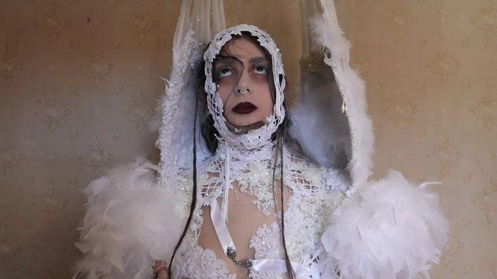 A Costume Designer's Work Turned Into A Surreal Short Film