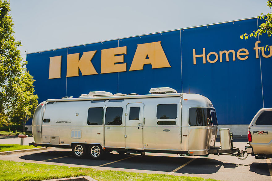 I Sold Everything, Bought An Airstream And Travel America With My