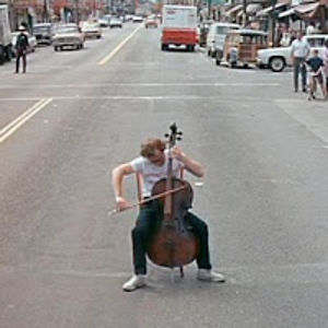 A Totally Normal Cellist