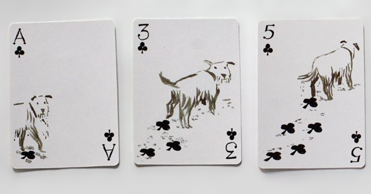 These Dog Playing Cards Have The Most Awesome Illustrations Ever