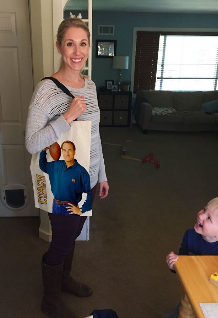 My Wife Asked For A Coach Bag For Her Birthday. Let's Just Say She's Pretty Happy Today