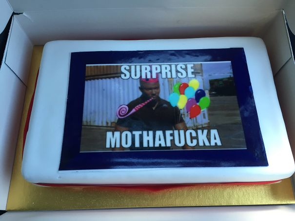 My Husband Didn't Want A Birthday Cake