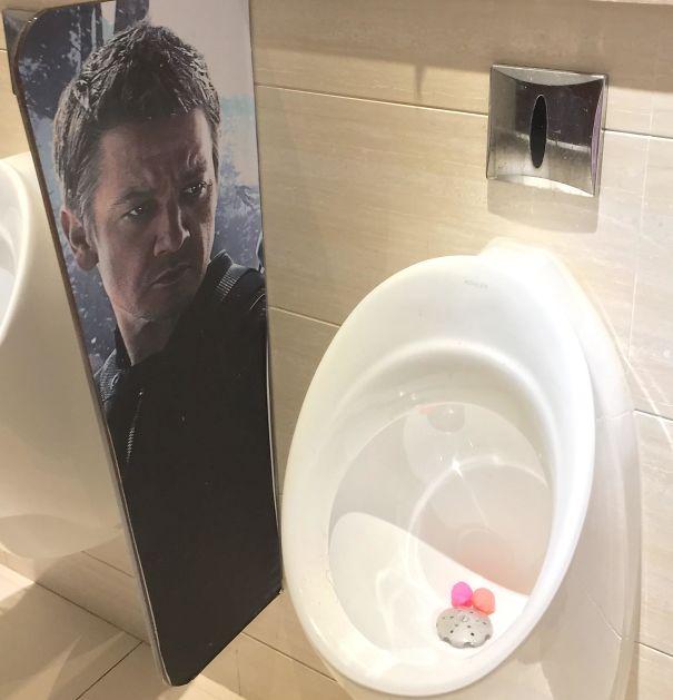 This Man's Bathroom