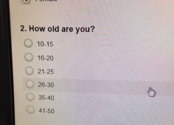 I'm 31
