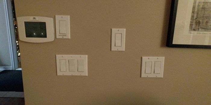 These Lights Switches In My Parents' House