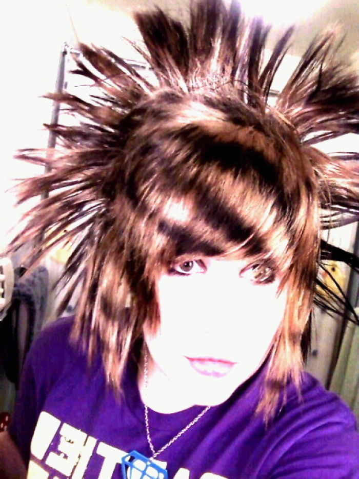I Present To You All: My 2009 Hairstyle