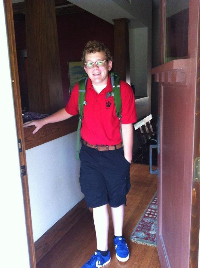 I Looked Like An Old Jewish Man In 9th Grade