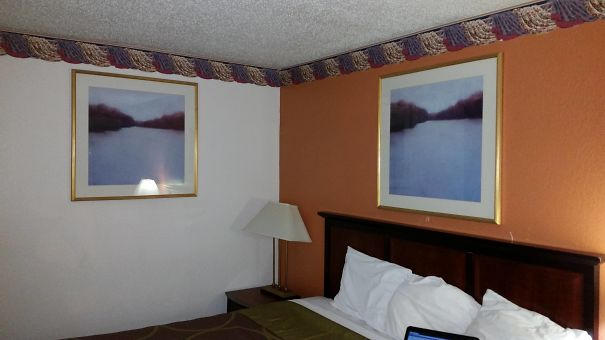 My Hotel Likes This Painting So Much They Gave Me Two Of Them