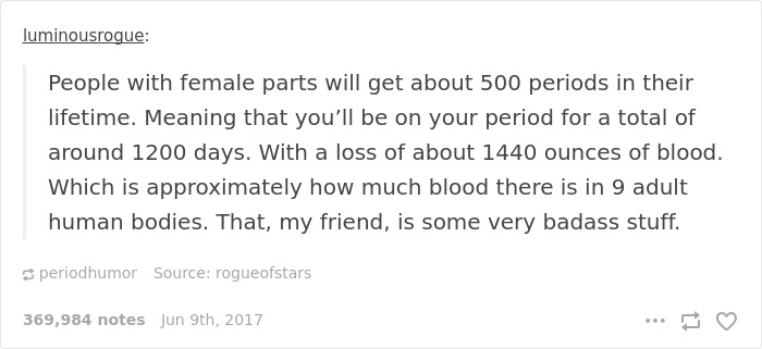 105 Painfully Hilarious Posts About Periods That Only Women Will