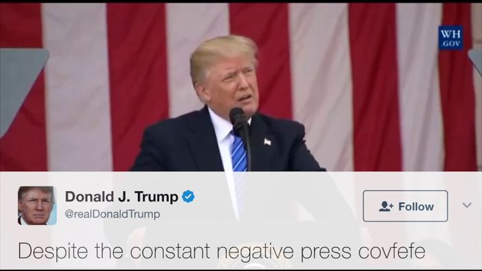 Funny Covfefe Reactions