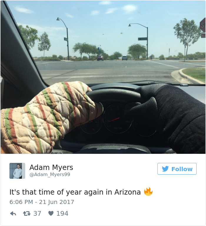 Why Complain When You Can Just Use Gloves?