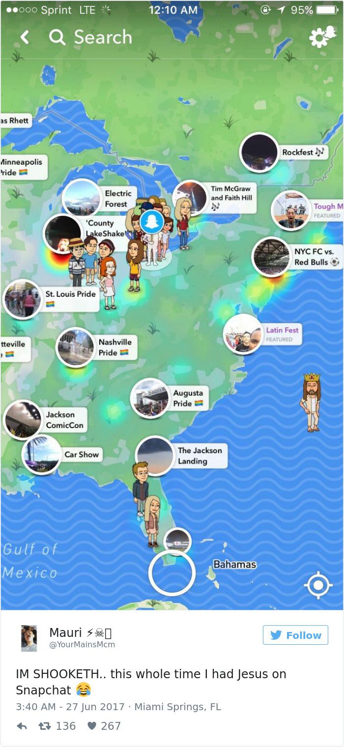 Snapmap Update