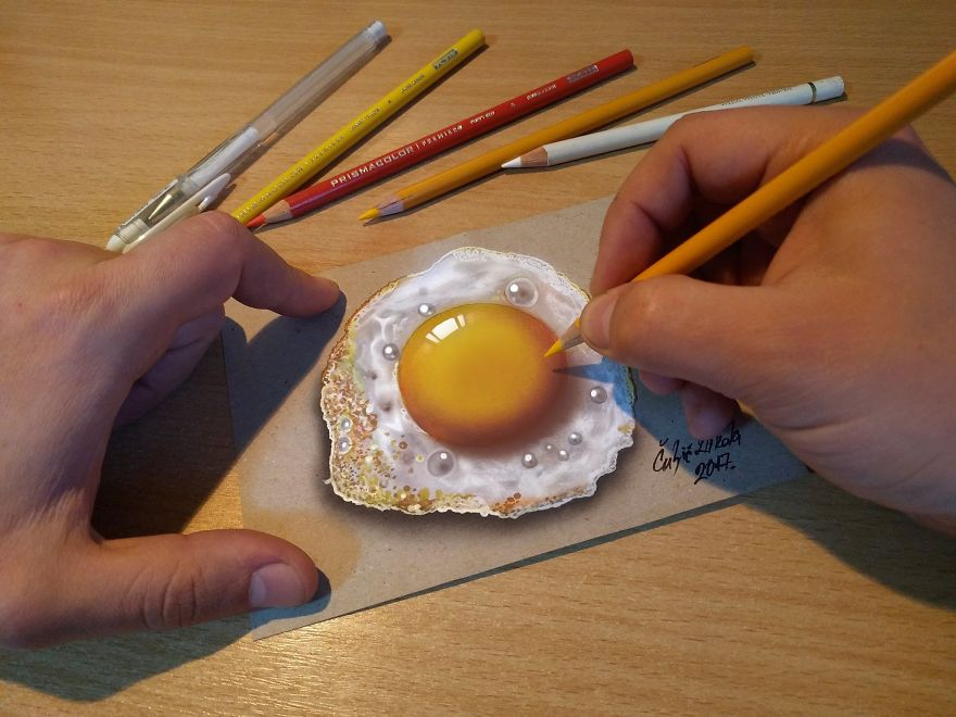 Amazing 3d Artworks By Serbian Artist Nikola Culjic