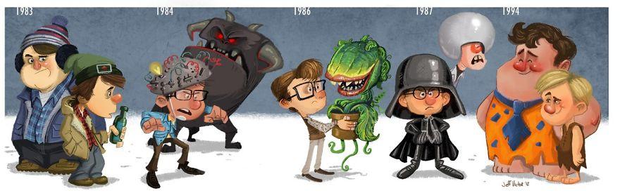 The Evolution Of Rick Moranis