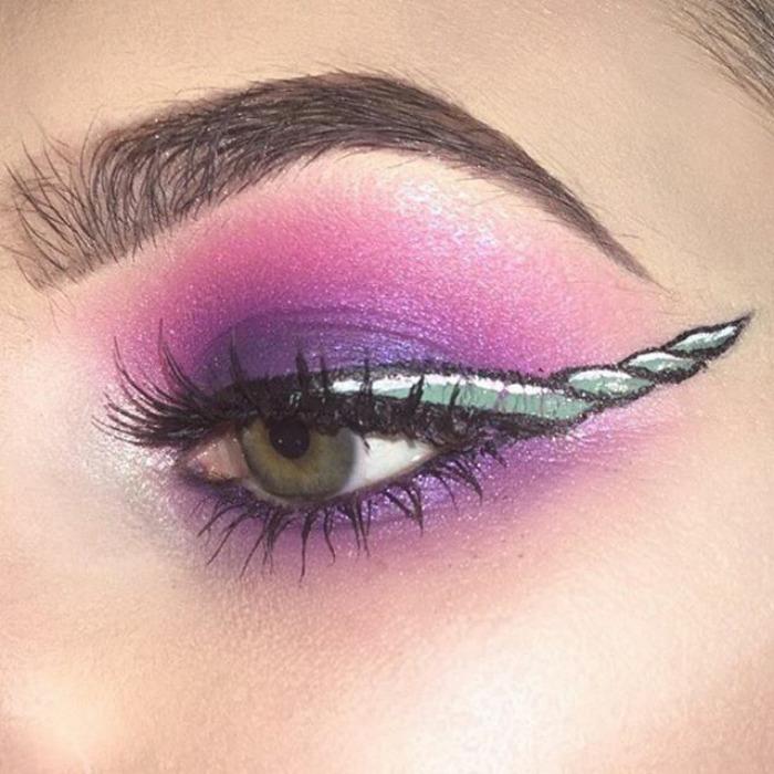 Unicorn Eyeliner