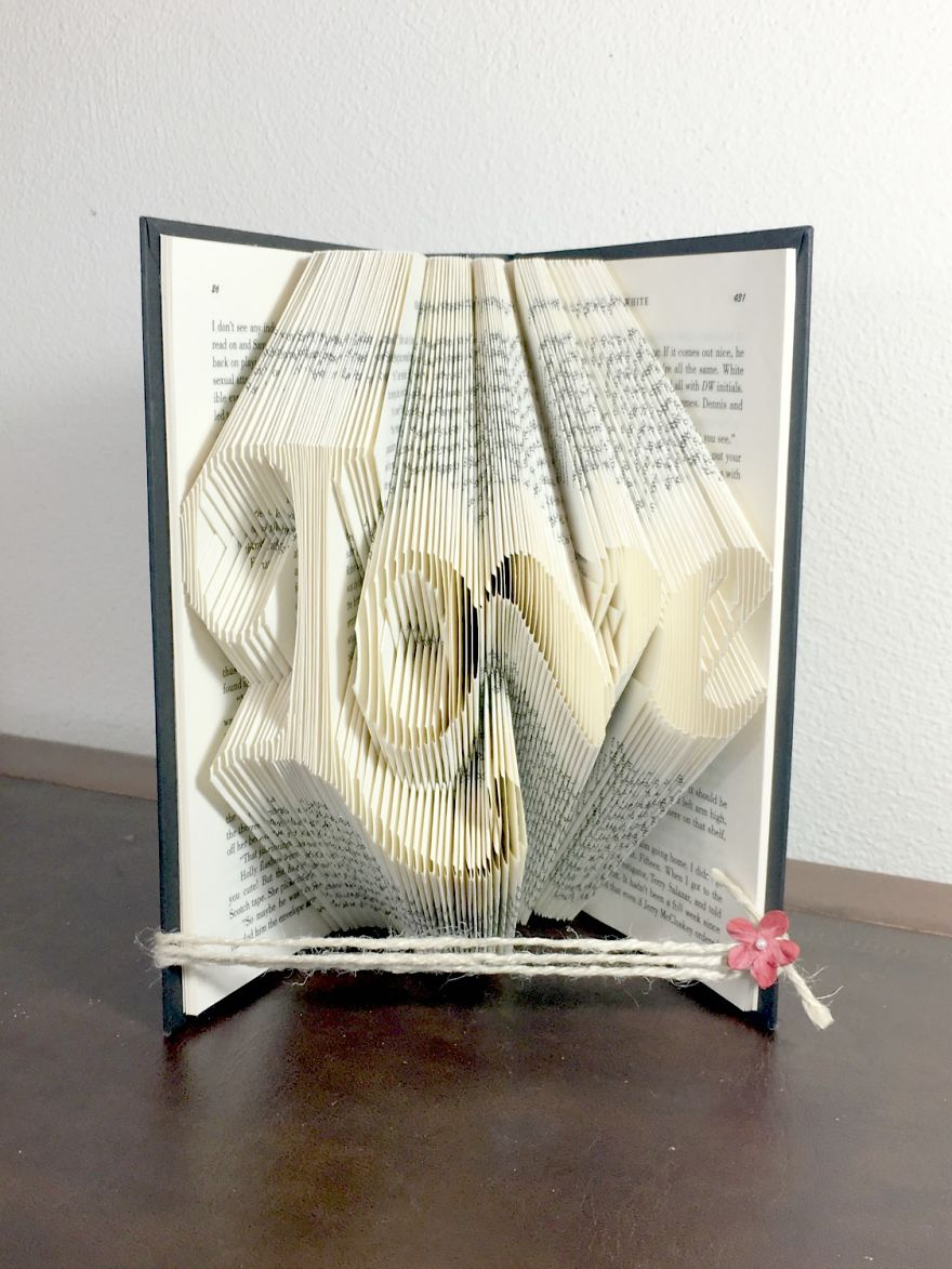 Love Bookfold