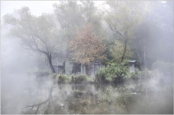 Behind The Mist