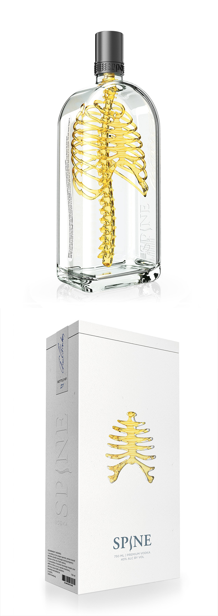 Spine Vodka